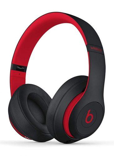 بيتس سماعات لاسلكية اصدار ستديو 3 اسود/احمر