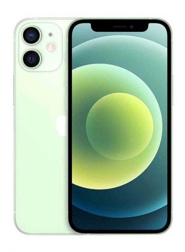 ابل ايفون 12 مع فيس تايم 64 جيجا 5G اخضر