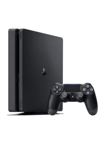Sony PlayStation 4 Slim 1TB Console Jet Black