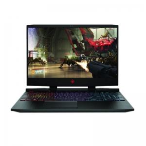 إتش بي Omen 15-dc1009nx Gaming Laptop With 15.6-Inch Display, Core i7 Processor/16GB RAM/1TB HDD + 512GB SSD Hybrid Drive/8GB NVIDIA Graphic Card أسود ظلي