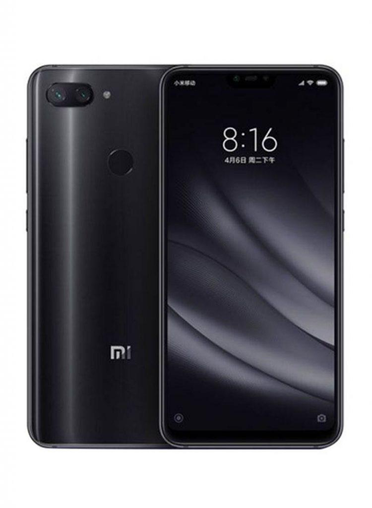 شاومي هاتف مي 8 لايت ثنائي الشريحة لون ميدنايت بلاك بذاكرة داخلية سعة 64 جيجابايت وذاكرة وصول عشوائية سعة 4 جيجابايت ويدعم شبكة الجيل الرابع LTE