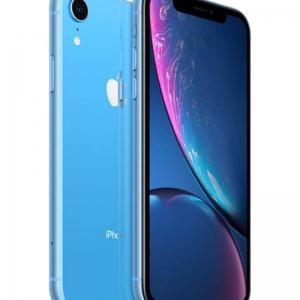 ابل اي فون XR مع  فيس تايم ازرق  256 جيجابايت 4G LTE – منطقة الشرق الأوسط