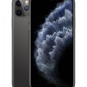 أبل هاتف آيفون 11 برو ثنائي الشريحة بتطبيق فيس تايم لون رمادي فلكي وذاكرة داخلية سعة 512 جيجابايت ومزود بتقنية 4G LTE – مواصفات هونج كونج
