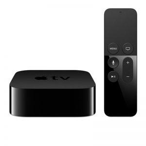أبل تلفاز أبل 4K 32 غيغابايت أسود