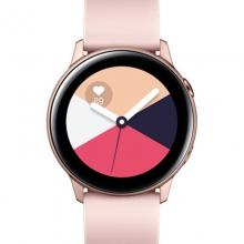 سامسونج Galaxy Active Smartwatch R500 ذهبي وردي