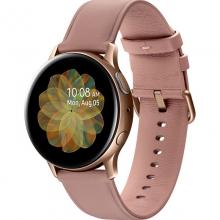 سامسونج Galaxy Watch Active2 44mm Stainless 44 ملليمتر Stainless Steel Gold