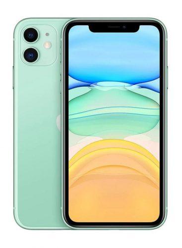ابل ايفون 11 بخاصية فيس تايم 64 جيغابايت 4G LTE اخضر