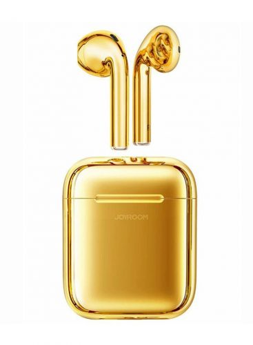 Joyroom JR-T03S Wireless Earphone Gold