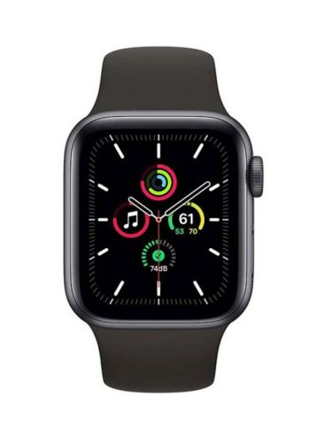 Apple Watch SE-40 mm GPS Space Gray
