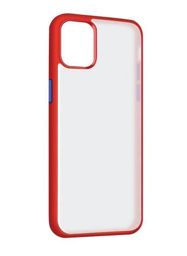 جويروم JR-BP613 غطاء ايفون 11 برو اصدار شايلد احمر