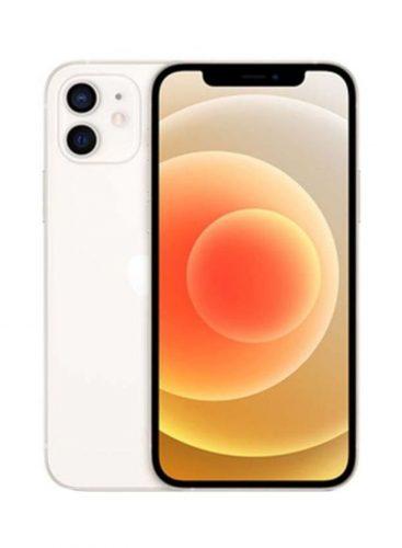 ايفون 12 بخاصية فيس تايم بسعة 128 جيجابايت يدعم 5G أبيض – نسخة الشرق الأوسط