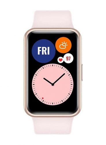 ساعة هواوي فيت زهري