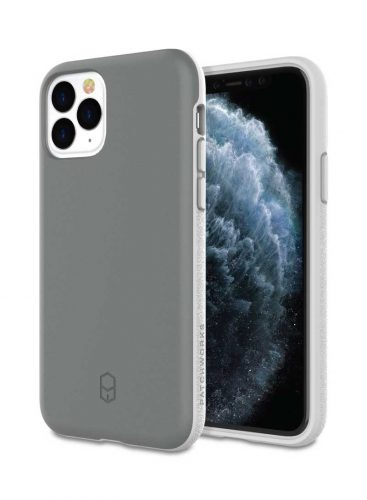 Patchworks Level ITG Series Protective Case For iPhone 11 Pro Silver