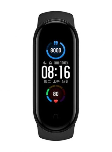 Xiaomi Mi Band 5 Smart Bracelet Standard Edition Black