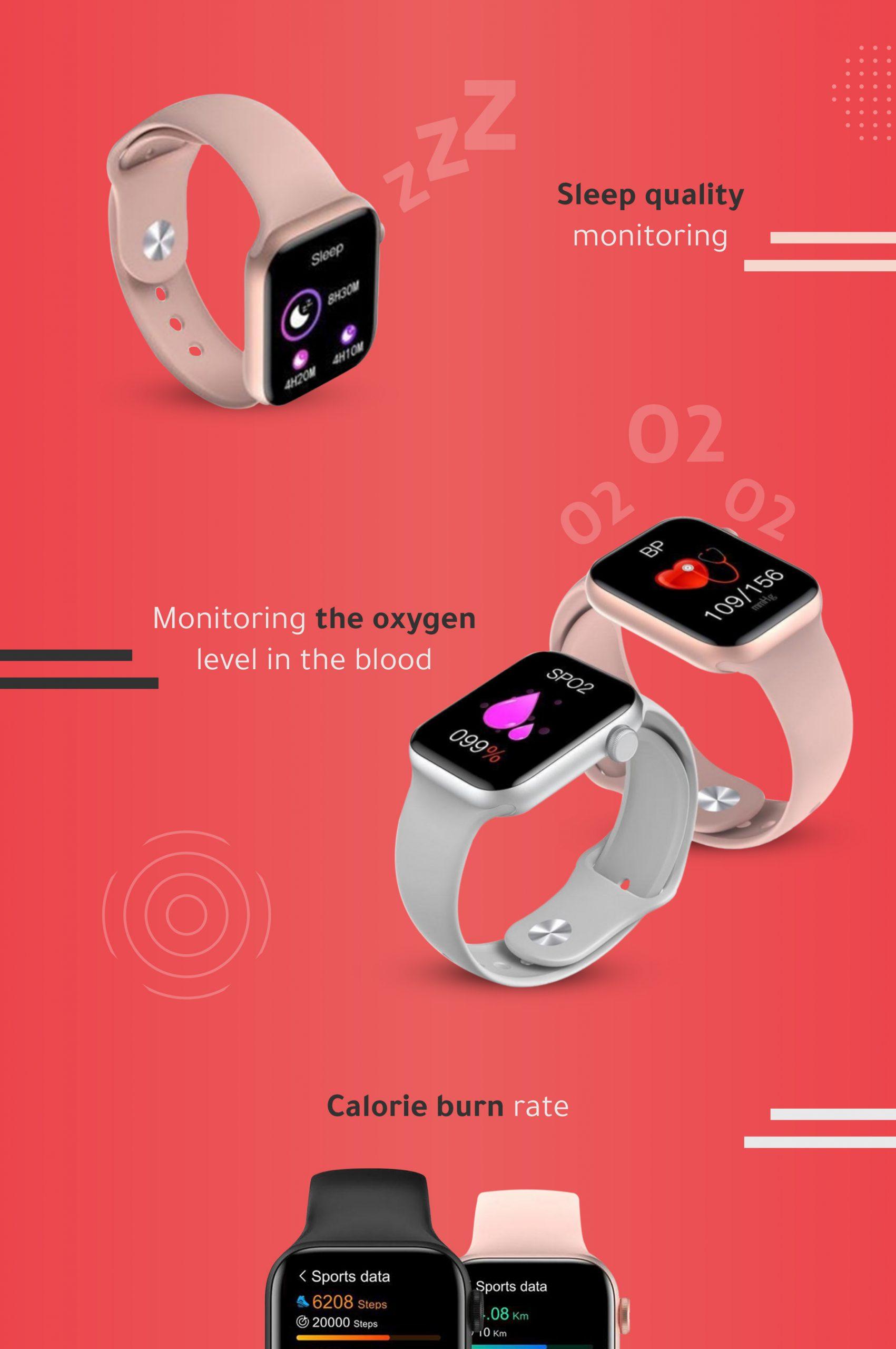 Roxxon Smart Watch RX-12