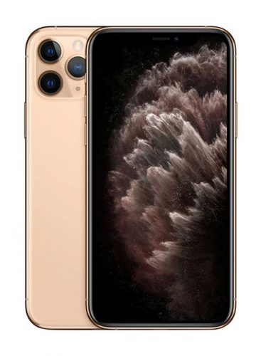 Apple iPhone 11 Pro Max With FaceTime 256GB 4G LTE Gold