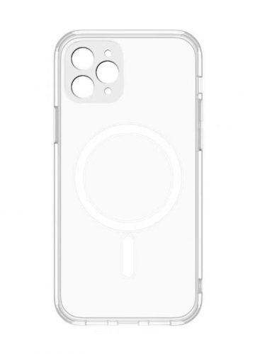 جرين غطاء حماية معناطيسي لهاتف ايفون 12 برو ماكس شفاف