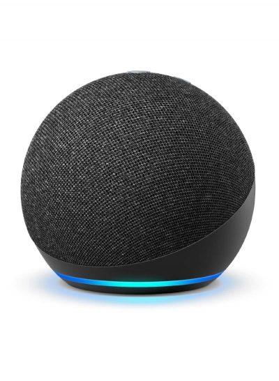 Amazon All-new Echo Dot 4th Gen Smart speaker with Alexa Charcoal