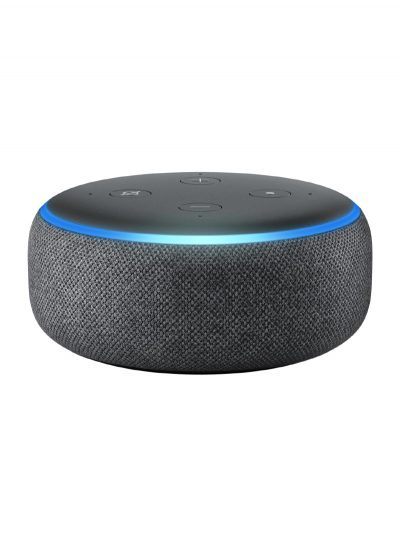 Amazon Echo Dot 3rd Generation Charcoal Gray