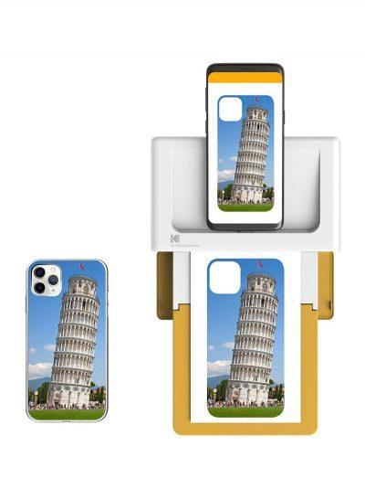 كوداك طابعة صور لغطاء حماية هاتف ايفون 11 برو ماكس