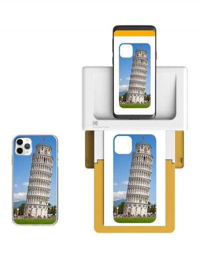 كوداك طابعة صور لغطاء حماية هاتف ايفون 11 برو