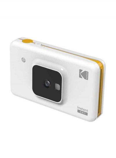 كوداك كاميرا فورية 2 في 1 ابيض