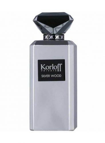 Korloff Private Silver Wood for Men EDP 88ml