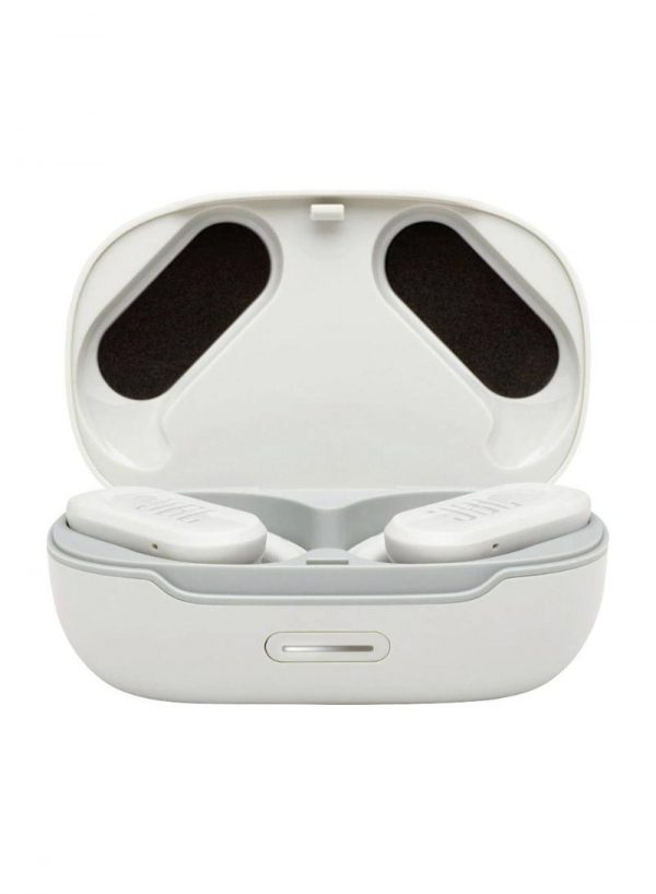 JBL Endurance Peak 2 Waterproof Wireless In-Ear Sport Headphones White