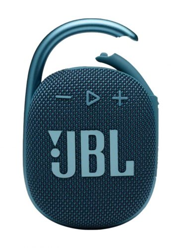 JBL Clip 4 Portable Wireless Speaker Blue