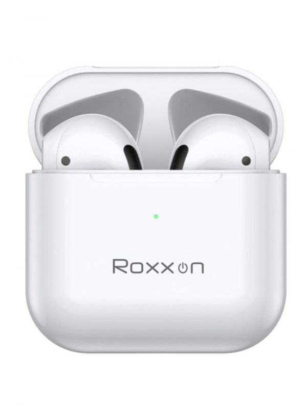 Roxxon Baby Pod 3 True Wirelees Stereo Earphone White